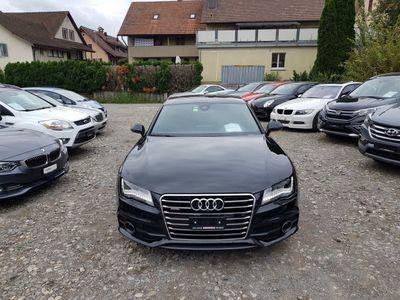 gebraucht Audi A7 Sportback 3.0 BiTDI qu