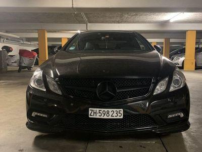 gebraucht Mercedes 350 E-Klasse Mercedes E Coupécgi