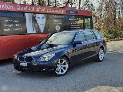 gebraucht BMW 530 5er E61 D Touring mit MFK