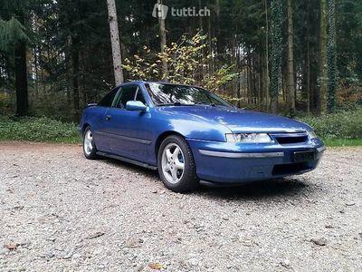 gebraucht Opel Calibra 2.0 16V Ab MFK und Service