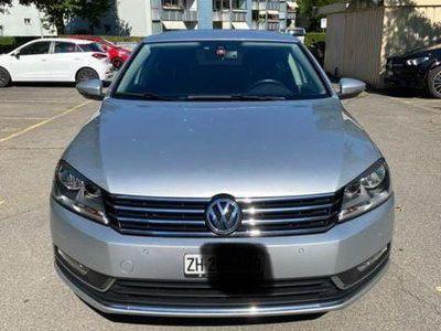 gebraucht VW Passat 2.0 TDI BlueMotion Technology Highline