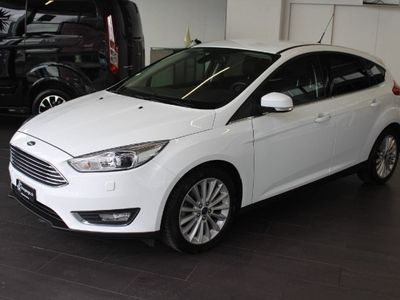 gebraucht Ford Focus 1.5i EcoB SCTi 150 Titan Titanium