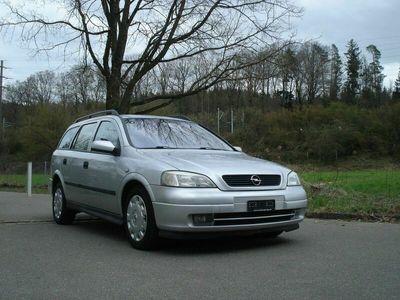 gebraucht Opel Astra Astra Caravan 1.8i 16V ComfortCaravan 1.8i 16V Comfort