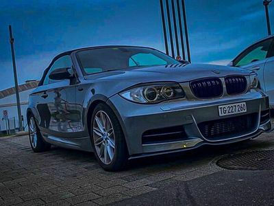 gebraucht BMW 135 Cabriolet 1er 135i Cabrio M-Sport Packet 1er i M-Sport Packet