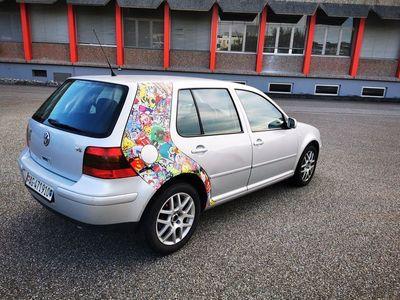 gebraucht VW Golf IV 2.3 V5 170 Highline