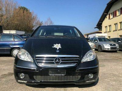 gebraucht Mercedes A200 A-KlasseT Avantgarde