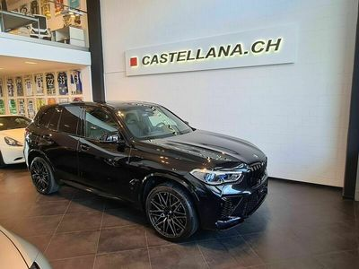 gebraucht BMW X5 M Competition Steptronic Competition