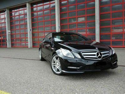 gebraucht Mercedes E350 E-Klasse E 350 CDI BlueEfficiency 7G-Tronic AMG Paket E-KlasseCDI BlueEfficiency 7G-Tronic AMG Paket