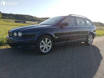 gebraucht Jaguar X-type 2.2 Diesel sehr gepflegt frisch ab Service,MFK