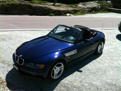 gebraucht BMW Z3 Z3 sehr gepflegtermit M Sportfahrwerk-Tieferlegung.