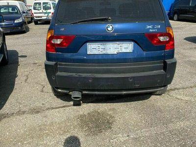 gebraucht BMW X3 X3 2.0d2.0d