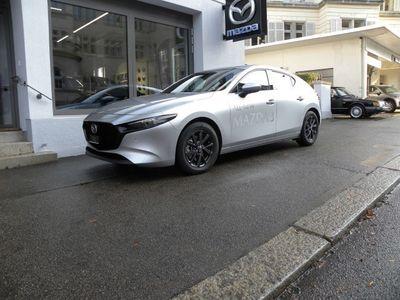 gebraucht Mazda 3 SKYACTIV-X M Hybrid 180 Revolution AWD Automat