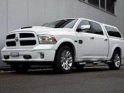 gebraucht Dodge Ram USA5,7 V8 HEMI 400 PS AUT. 4X4 LARAMIE LONGHORN EDITION CREW CAB GROSSE DOPPELKABINE