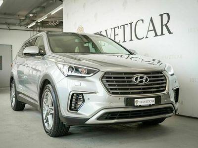 gebraucht Hyundai Grand Santa Fe Santa FeGr.SantaFe 2.2 CRDI 4WD Automatic