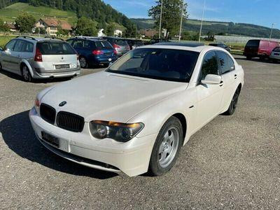 gebraucht BMW 735  i