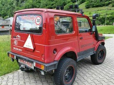 gebraucht Suzuki Samurai 1.3i