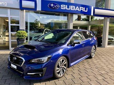 gebraucht Subaru Levorg 1.6 DIT Luxury