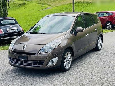 gebraucht Renault Grand Scénic Scénic2.0dCi - Ab MFK - B5a