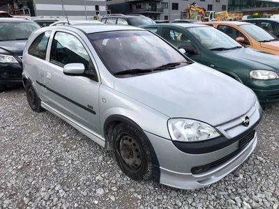 gebraucht Opel Corsa 1.8 16v GSi Imscher