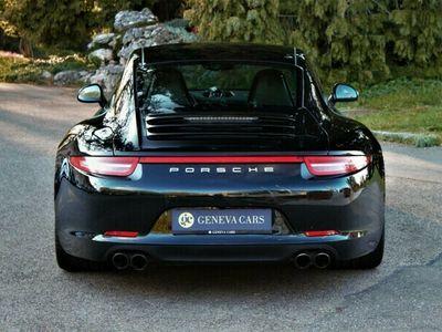 gebraucht Porsche 911 Carrera 4  Black Edition PDK