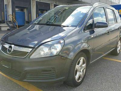 gebraucht Opel Zafira 2.2i 16V Sport