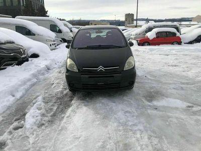gebraucht Citroën Xsara Picasso Xsara Picasso 1.6i (X)