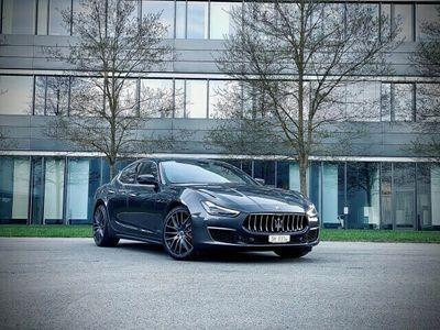 gebraucht Maserati Ghibli S Q4 3.0 V6 GranLusso Automatica