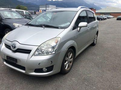gebraucht Toyota Corolla Verso 2.2 D-4D Linea Luna