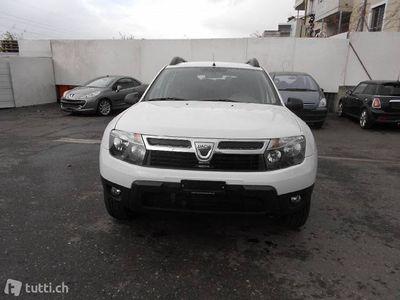 gebraucht Dacia Duster 1.6 Lauréate 4x4