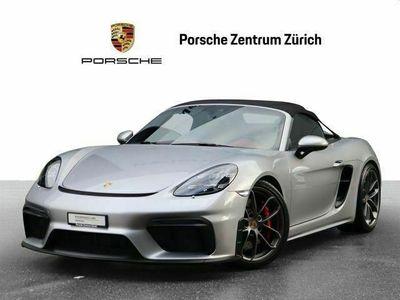 gebraucht Porsche Boxster Spyder ,