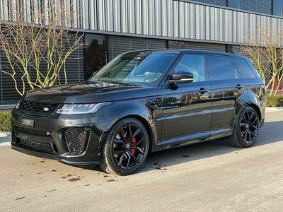 gebraucht Land Rover Range Rover Sport 5.0 V8 S/C SVR Automatic