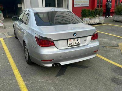 gebraucht BMW 530 5er 530d E60 rechtslenker england 5er d E60 rechtslenker england
