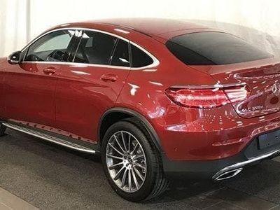gebraucht Mercedes 350 GLC-CLASSd 4MATIC