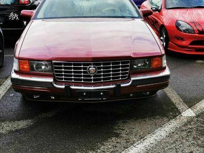 gebraucht Cadillac Seville der Edle und Seriöse
