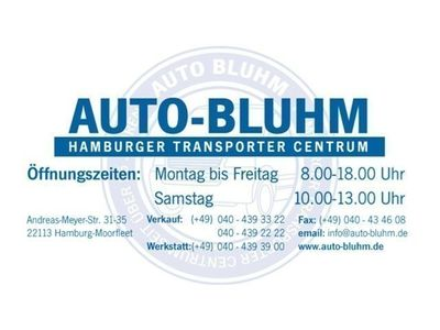 gebraucht VW T6 2.0 TDI-BMT DOKA PLANE 4-MOTION + AHK KLIMA