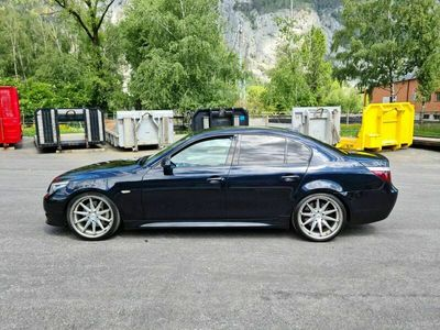 gebraucht BMW 535 5er d Individual Facelift M-Packet