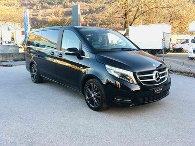 gebraucht Mercedes V220 d kompakt 7G-Tronic
