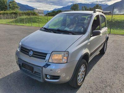 gebraucht Fiat Panda 4x4 1.3 JTD