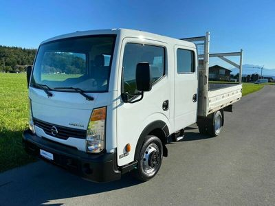 gebraucht Nissan Cabstar 35.14 L2 COMFORT * 6-Sitzer Doppelkabiner *