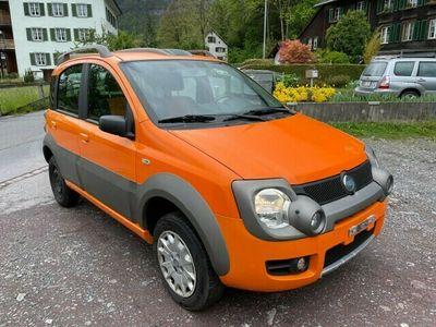 gebraucht Fiat Panda Cross  1.3 16V JTD 4x4