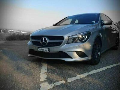 gebraucht Mercedes CLA220 Shooting Brake CLA-Klasse d Urban