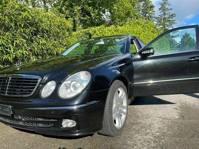gebraucht Mercedes E500 E-KlasseAvantgarde 7G-Tronic