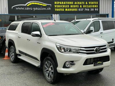 gebraucht Toyota HiLux Hilux 2.4-4D 50 Years Edition Double Cab 4x4 A2.4-4D 50 Years Edition Double Cab 4x4 A