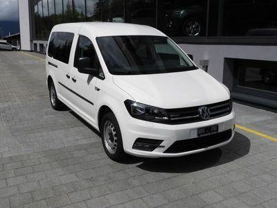 gebraucht VW Caddy Maxi 2.0TDI 4Motion BlueMotion Technology DSG