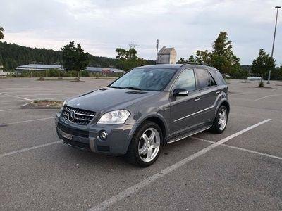 gebraucht Mercedes ML63 AMG M-Klasse Mercedes BenzAMG