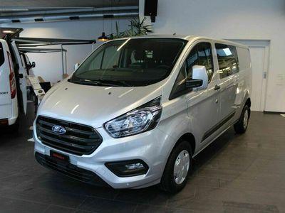 gebraucht Ford 300 Transit Custom Transit C DKab. VanL2 2.0 Trend