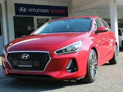 gebraucht Hyundai i30 1.4 T-GDi 140 PS Turbo Launch Plus