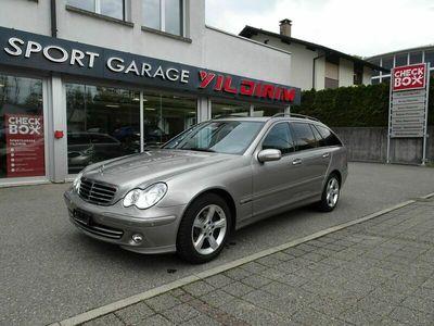 gebraucht Mercedes C230 Avantgarde