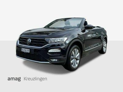 gebraucht VW T-Roc Cabriolet 1.0 TSI Advance