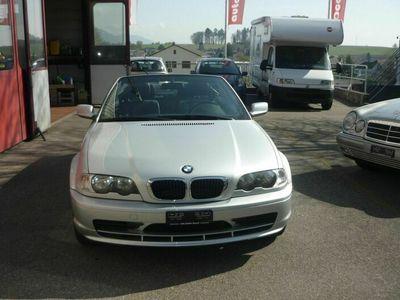 gebraucht BMW 318 Cabriolet 3er Ci
